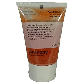 Anthony Logistics For Men Facial Scrub 15