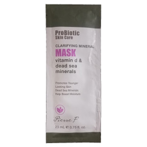 Pierre F Probiotic Skin Care Clarifying Mineral Mask