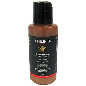 Philip B Chocolate Milk Body Wash and Bubble Bath at Minimus.biz