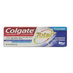 Colgate Total Advanced Whitening Toothpaste C01-0114208-4100