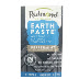 Redmond Earthpaste Toothpaste - Peppermint with Activated Charcoal Packet C01-0177105-1100