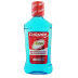 Colgate Total Mouthwash Peppermint Blast C01-0214202-8200 - 2 fl oz. travel size mouthwash in plastic bottle.