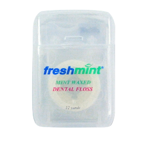 Freshmint Mint Waxed Dental Floss C01-0514301-9000