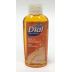 Dial® Gold Hand Soap with Moisturizers - 2 oz, C02-0114004-8200 - 2 fl oz liquid soap in travel size plastic bottle.