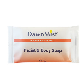 DawnMist® Facial & Body Bar Soap #1/2 C02-0117502-8100