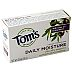 Tom's of Maine Daily Moisture beauty bar C02-0165220-8300 - 0.9 oz bar soap. Cello wrapped and boxed. With olive oil & vitamin E. Clinically proven to maintain skin's moisture.