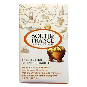 South of France French Milled Bar Soap - Shea Butter C02-0168301-8100