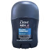 Dove® MEN + Care Invisible Solid Antiperspirant & Deodorant Clean Comfort C02-0215605-8100-0.5 oz travel size deodorant.