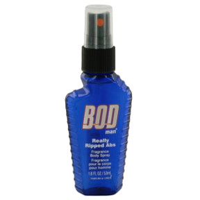 BOD man Really Ripped Abs Fragrance Body Spray C02-0247711-8200 - 1.8 oz plastic spray bottle.