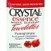 Crystal® Essence Mineral Deodorant Towelette - Pomegranate C02-0251604-8100-0.17 oz packet biodegradable towelette. No Aluminum Chlorohydrate, Parabens or Phthalates.