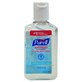 Purell® Hand Sanitizer, 1 oz bottle C02-0320802-8200