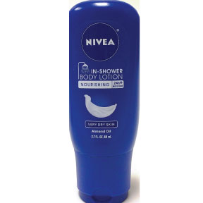 Nivea® In-Shower Body Lotion Almond Oil