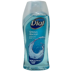 Spring Water Hydrating Body Wash Dial