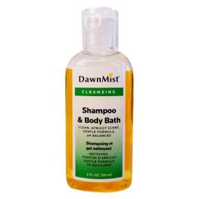ac892204fce4 DawnMist® Shampoo & Body Bath - Apricot Scent