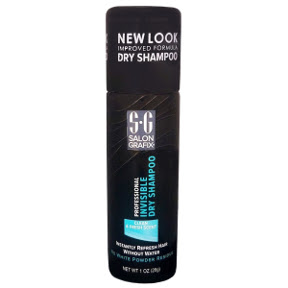 Salon Grafix Invisible Dry Spray Shampoo Travel Size