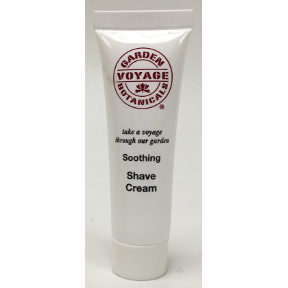 Garden Voyage Botanicals® Soothing Shaving Cream, C04-0162201-6100