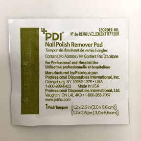 Generic Nail Polish Remover Pad -Special Price, C05-0125002-1100CL