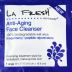 LA Fresh Eco-Beauty Anti-Aging Face Cleanser C05-0216805-8100 - 1 travel size cleansing wipe in sealed packet.