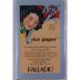 Palladio Rice Paper Tissues - Natural C05-0366001-8400 - 40 tissues in reclosable packet