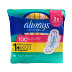 Always Ultra Thin Pads C08-0228601-8300 - 10 pack individually wrapped travel size feminine maxi-pads. Regular absorbency. Features LeakGuard Core and Flexi-wings.