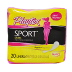 Playtex® Sport® Liners - Regular (20 pack) C08-0333301-8300-20 pack, individually wrapped pantiliners with FlexFit.