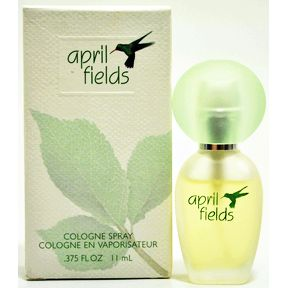April Fields Cologne Spray C11-0167111-8400-0.375 fl oz. cologne spray.