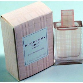 Burberry Brit Sheer Eau de Toilette C11-0181001-8200 - .15 fl oz bottle in box. Made in France