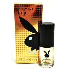 Playboy VIP eau de toilette C11-0467121-8400-0.375 fl oz. eau de toilette spray.
