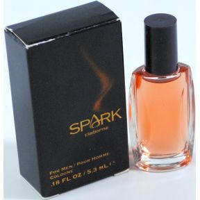 Spark by Claiborne Cologne for Men C11-0480804-8200 - .18 fl oz bottle in box