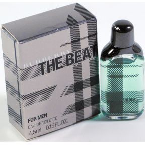 Burberry the Beat for Men Eau de Toilette C11-0481005-8200 - 0.15 fl.oz. bottle in box.