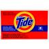Tide Ultra Laundry Detergent D01-0112100-4100 - 1.4 oz travel size package. Single load powdered laundry detergent.