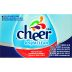 Cheer Ultra Laundry Detergent D01-0112300-4100 - 1.8 oz travel size laundry detergent powder in box. Does single load.