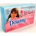 Downy Ultra Fabric Softener D01-0213200-4100 - 0.85 fl oz travel size fabric softener. Single load liquid fabric softener.