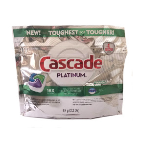 Cascade® Platinum™ ActionPacs™ Fresh Scent 4 count D03-0283803-8200