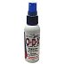 O-D-X Degreaser Cleaner D04-0149501-8200 -2 fl oz degreaser cleaner in travel size pump spray bottle. Organic based. No chemicals or fumes. Non-toxic and safe. Degreases all surfaces including wood, glass, metal, and plastic. Cleans excess adhesives and e