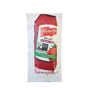 French's® Tomato Ketchup 9g Packet, F01-0100400-1100