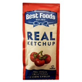 Best Foods® Real Ketchup F01-0101000-1101