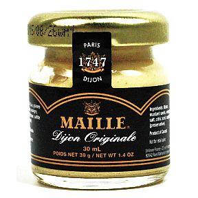Maille Dijon Originale Mustard Jar - Travel Size ...