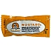 Chef's Quality Mustard F01-0255101-1100 - 5.5 gram packet mustard, individual size.