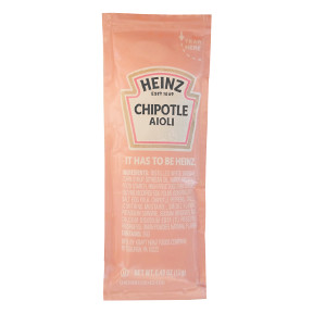 Heinz®  Chipotle Pepper Flavored Light  Mayonnaise F01-0400103-1100