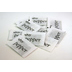 Pepper (100 pack) F01-0901703-0020 - Lot of 100 mini-packets of pepper. Each packet is individual size.