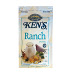 Ken's® Ranch Dressing F02-0002204-1100-1.5 oz ranch flavor salad dressing in individually sealed single serving pouch. A convenient travel size for on the go.