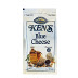 Kens Blue Cheese Dressing F02-0002205-1300 - 1.5 oz blue cheese flavor salad dressing in individually sealed single serving pouch. A convenient travel size for on the go.