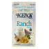 Ken's® Fat Free Ranch F02-0002231-1300-1.5 oz fat free ranch flavor salad dressing in individually sealed single serving pouch.  A convenient travel size for on the go.
