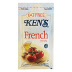 Kens Fat Free French Dressing F02-0002234-1300 - 1.5 oz fat free french flavor salad dressing in individually sealed single serving pouch. A convenient travel size for on the go.