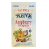 Kens Fat Free Raspberry Vinaigrette Dressing F02-0002236-1300 - 1.5 oz fat free raspberry vinaigrette flavor salad dressing in individually sealed single serving pouch. A convenient travel size for on the go.