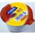 Hellmann's BBQ Dipping Sauce Cup F03-3100900-0300 - 1.5 oz individual size sealed cup.