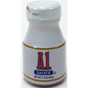 A1 174 Steak Sauce 2 Oz Bottle Travel Size Amp Miniature