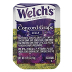 Welch's® Grape Jelly Cup, F04-0004831-0100, .5 oz cup. Concord grape jelly in individual size cup.