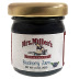 Mrs. Miller's Homemade Blueberry Jam F04-0070305-3200 - 1.5 oz blueberry jam in glass jar. A convenient travel size for on the go.